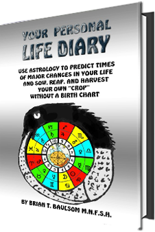 Your Personal Life Diary. Predict major changes in your life.